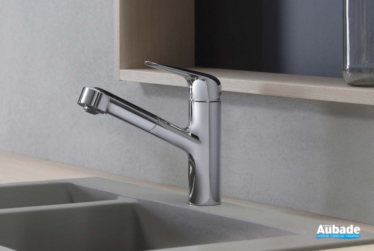robinetterie evier hansgrohe m4214