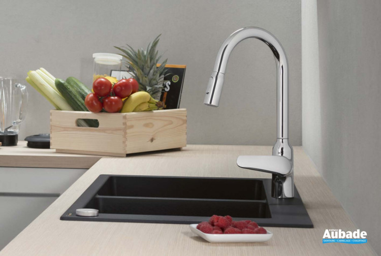robinetterie evier hansgrohe m4216