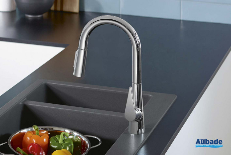 robinetterie evier hansgrohe m5116