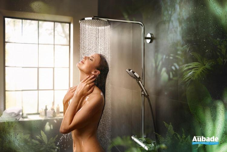 Showerpipe Raindance S 240 1jet PowderRain