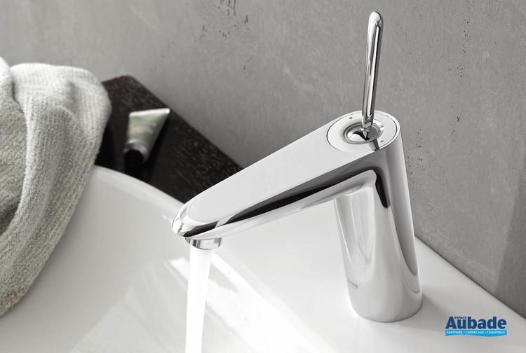 Mitigeur lavabo taille M Eurodisc Joystick de Grohe