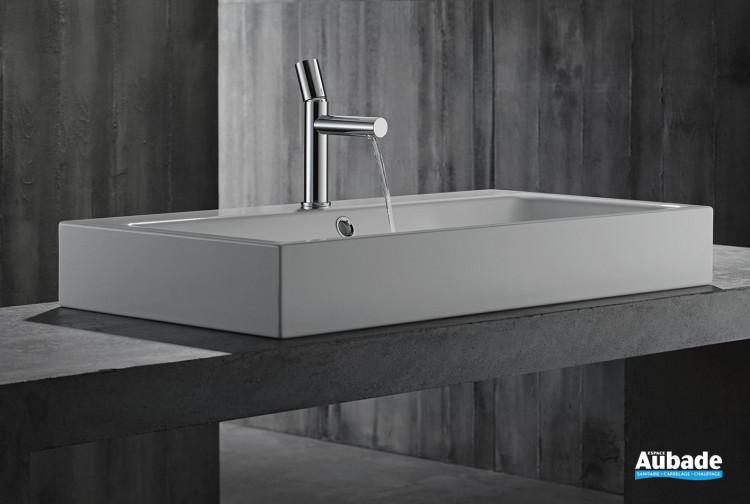 Mitigeur lavabo AXOR Uno 110 par Axor Chromé