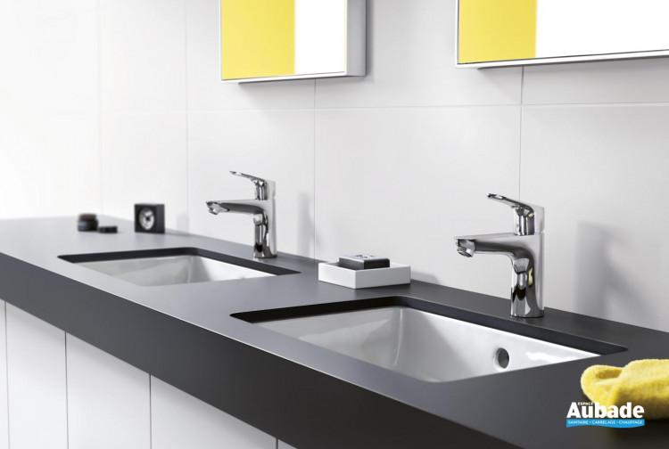 Mitigeur lavabo Focus 100 de Hansgrohe