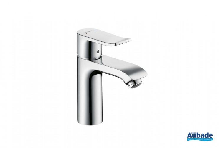 Robinets lavabos & vasques Hansgrohe Metris thermostatique