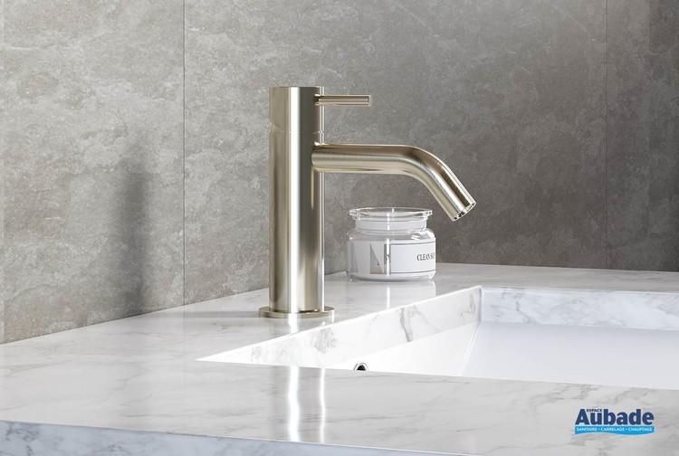 Mitigeur lavabo sans vidage inox Equinox 316