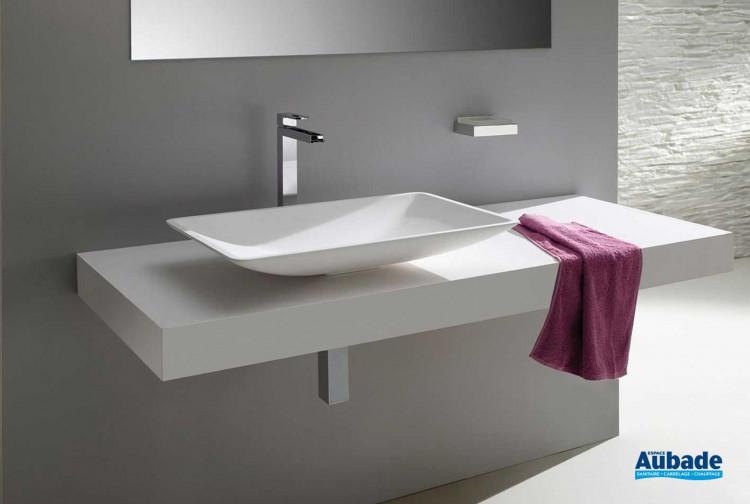 Robinets lavabos & vasques Huber robinet Dado cascade