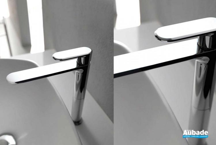 Robinets lavabos & vasques Huber Levity mitigeur