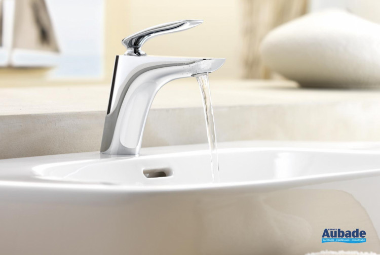 Balance Mitigeur lavabo sans vidage de Kludi