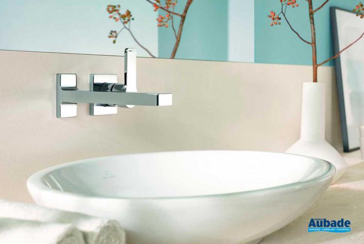 Robinet mural pour vasque Villeroy & Boch Just