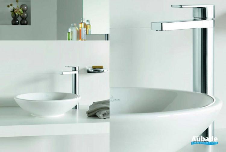 Just de Villeroy & Boch: robinet pour vasque à poser
