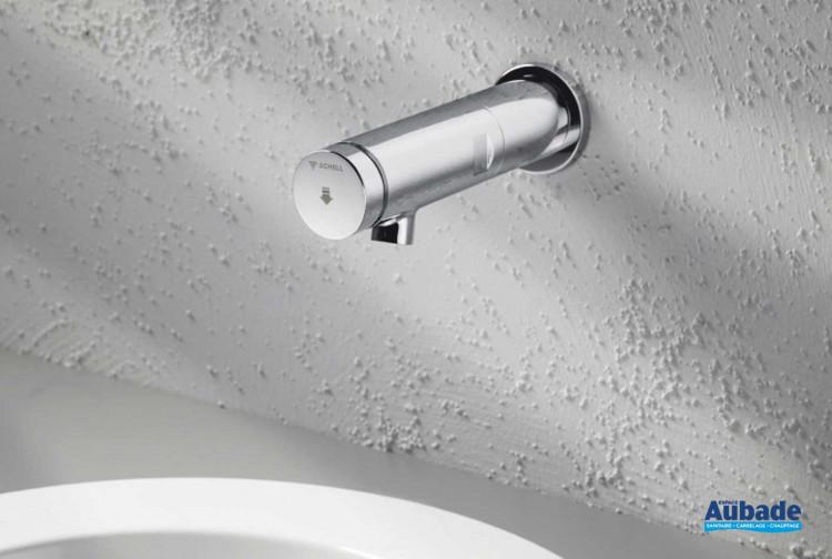 Robinets lavabos & vasques Schell Petit SC mural