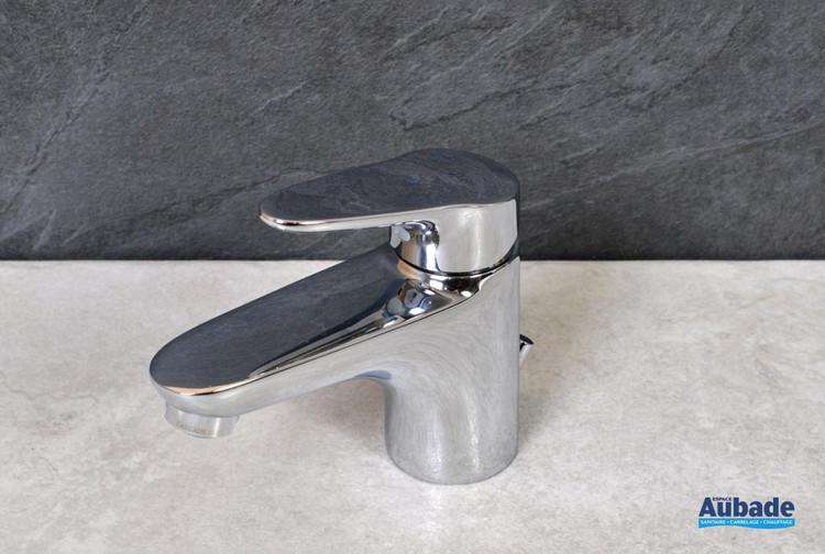 Robinet mitigeur lavabo bas Clivia coloris chromé de Vigour