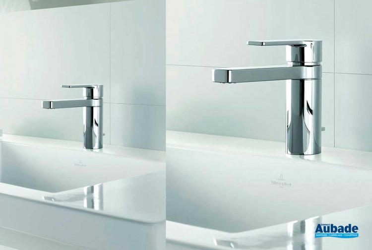 Just de Villeroy & Boch: robinet pour lavabos et vasques