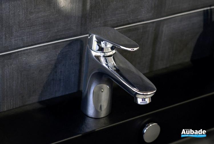 Mitigeur lavabo medium Clivia coloris chromé de la marque Vigour