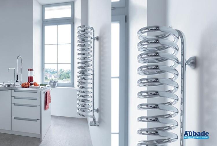 Sèche-serviettes Spirale par la marque Acova