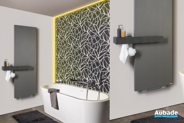 Sèche-serviettes électrique Niva Soufflant de Vasco