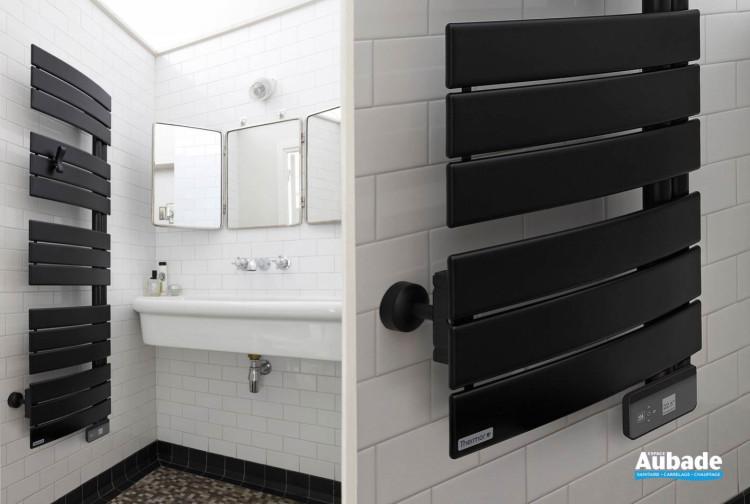Sèche-serviettes électrique Allure 2 étroit de Thermor