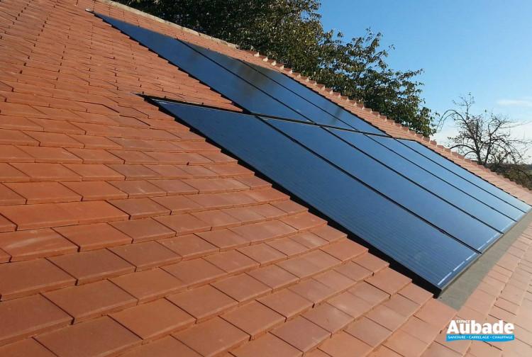 Kit Autoconsommation Photovoltaique intégré en Toiture de Groupe Solution Energie