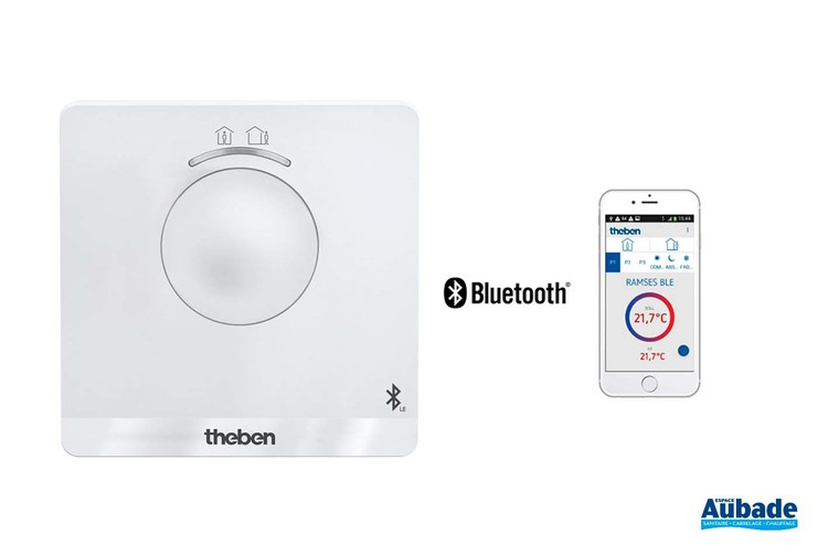 thermostats ramses 812 ble theben