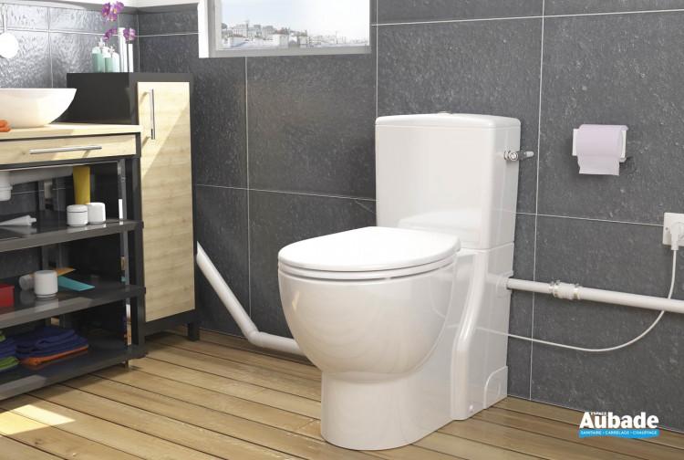 Broyeur WC Saniflush de SFA