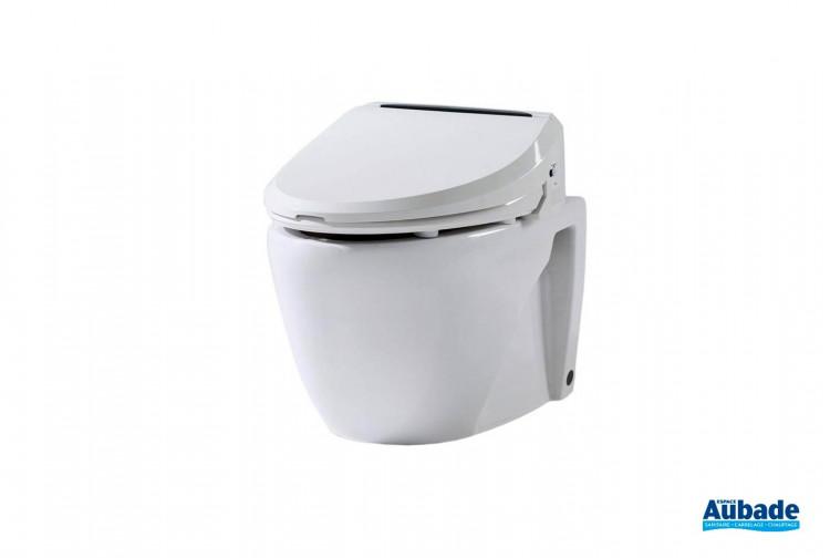 WC Dubourgel ensemble suspendu Pack WC multifonctions