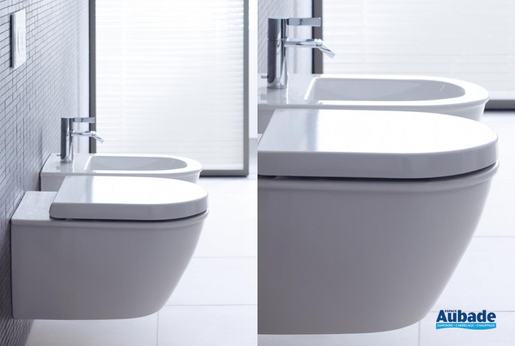 WC et bidet Duravit Darling New