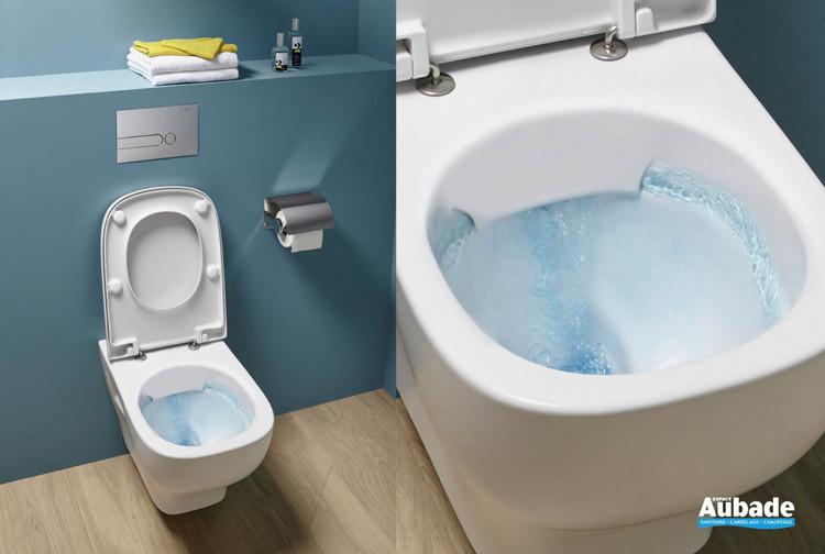 Cuvette WC suspendue Struktura Compact de Jacob Delafon