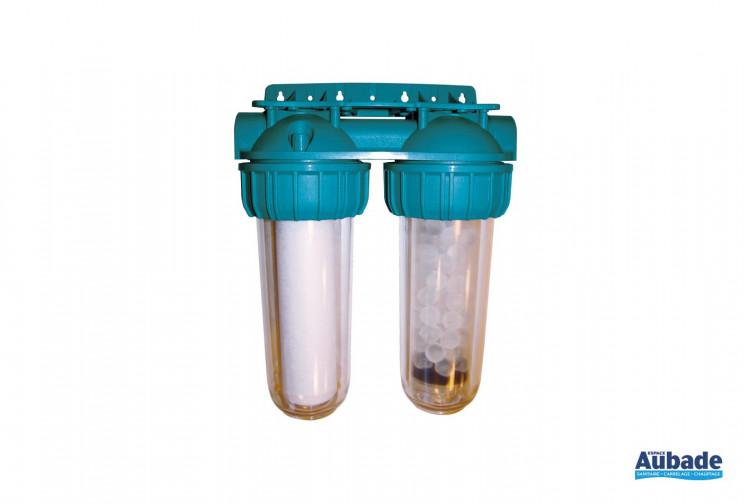 Traitement de l'eau CR2J station traitement d'eau filtre Duplex Filtrophos+
