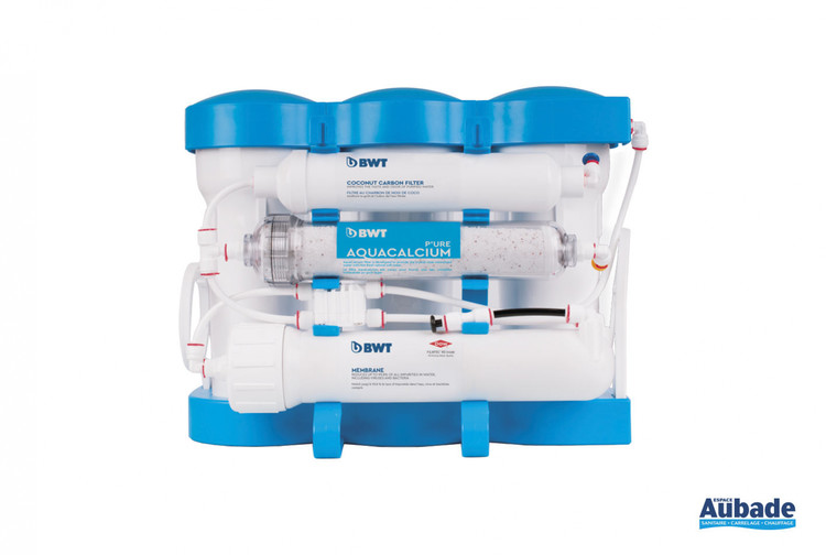 traitement eau filtre bwt aqa pure aquacalcium