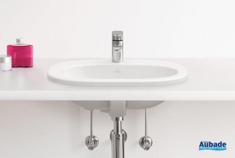 plan vasque Villeroy & Boch O.novo