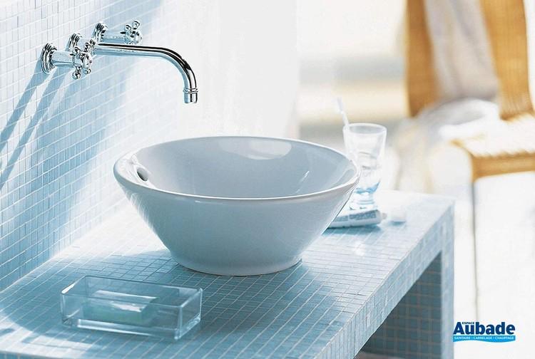 Vasque à poser minimaliste Bacino de Duravit