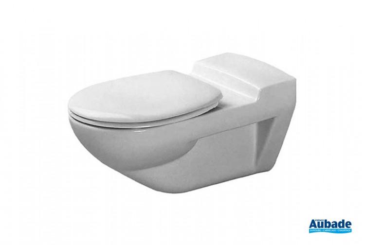 WC Duravit WC suspendu collectif PMR Architec