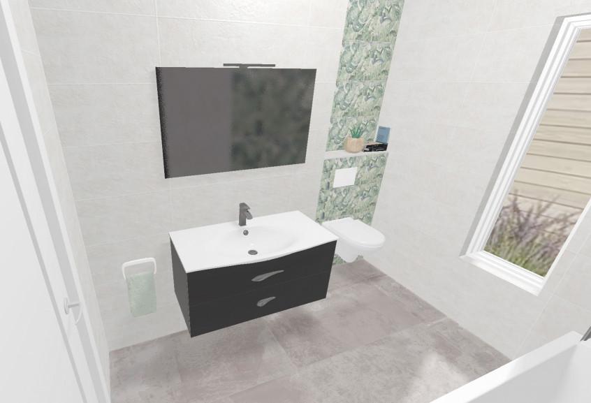 Flore petite baignoire moderne et design