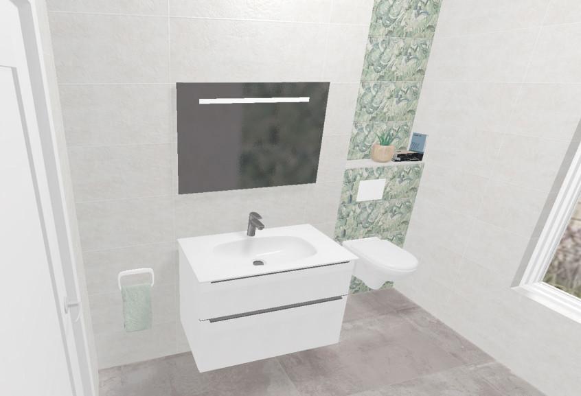 Style II petite baignoire moderne et design