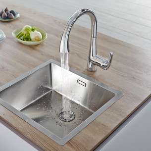 robinets évier de cuisine Grohe Zedra