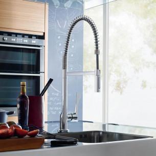 robinets évier de cuisine Axor Cittero