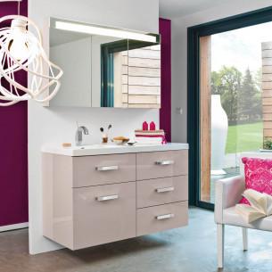meubles de salle de bains Decotec collection Rivoli