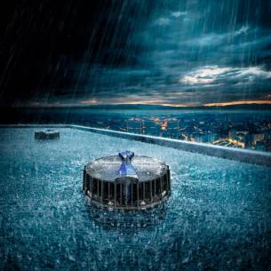 Canalisation Geberit système évacuation eau de pluie Pluvia