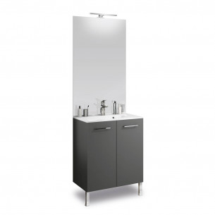 meuble de salle de bains Delpha modèle Promoule Deco PML60