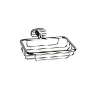 accessoires de toilette Inda panier porte savon pour salle de bains Gaia