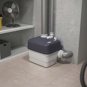 Broyeur Watermatic pompe de relevage VD700