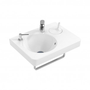 lavabo avec accessoires Villeroy & Boch Joyce