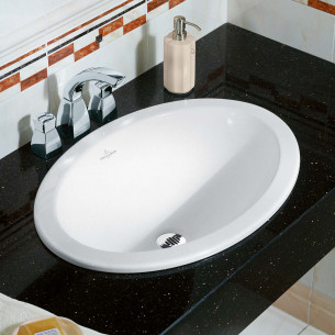vasque à encastrer Villeroy & Boch Loops & Friends