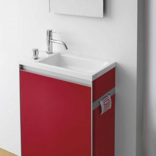 Lave-mains Decotec Smarty en verre laqué