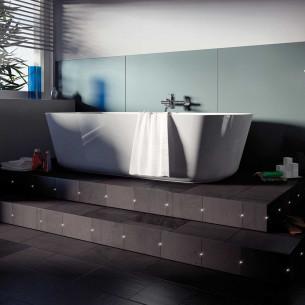 Eclairage salle de bain LED Paulmann Groove Light