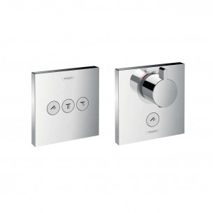 Set de finition pour mitigeur thermostatique ShowerSelect