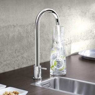 robinets évier de cuisine Grohe Blue Mono