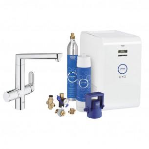 robinets évier de cuisine Grohe Blue II