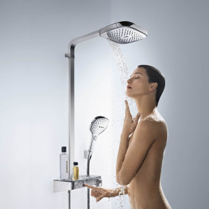 Showerpipe Raindance Select E300 3jet Hansgrohe