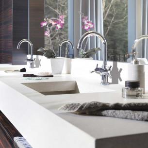 Mélangeur lavabo bec mobile Veris de Grohe